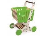 Janod Wooden Market Shopping Trolley