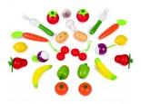 24 pcs Fruits and Vegetables Basket 2