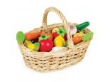 24 pcs Fruits and Vegetables Basket