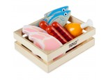Tidlo Play Food Crates Bundle 3
