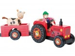 Farmer Freds Big Red Tractor