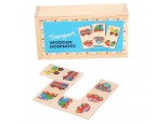BigJigs Transport Dominoes