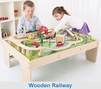 Wooden Railway
