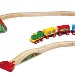Win a Brio My First Battery Operated Train Set with WoodenToyShop.co.uk