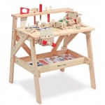 Melissa and Doug Workbench Review