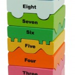 BigJigs Number Tower Review
