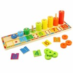 Using Toys to Help Children Develop Basic Mathematical Skills