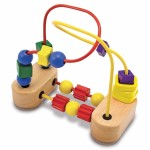 Four Melissa and Doug Learning and Development Toys