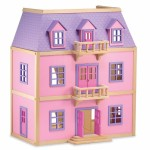 How a Dolls' House Can Make Moving Less Stressful for Children